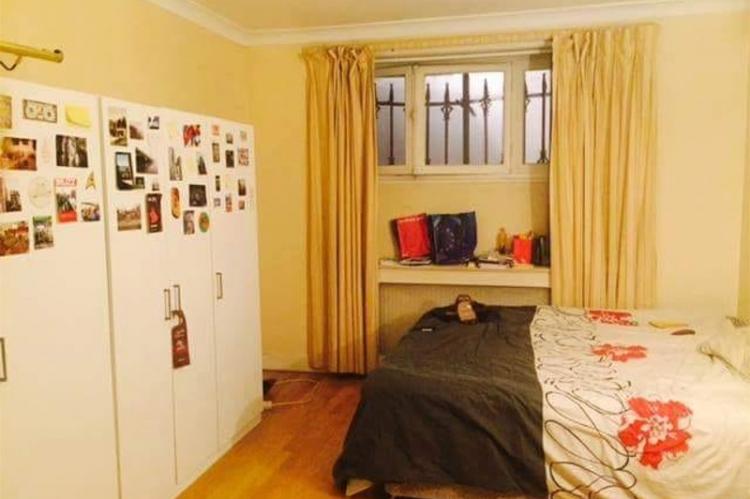 Room, , Bedrooms: 1